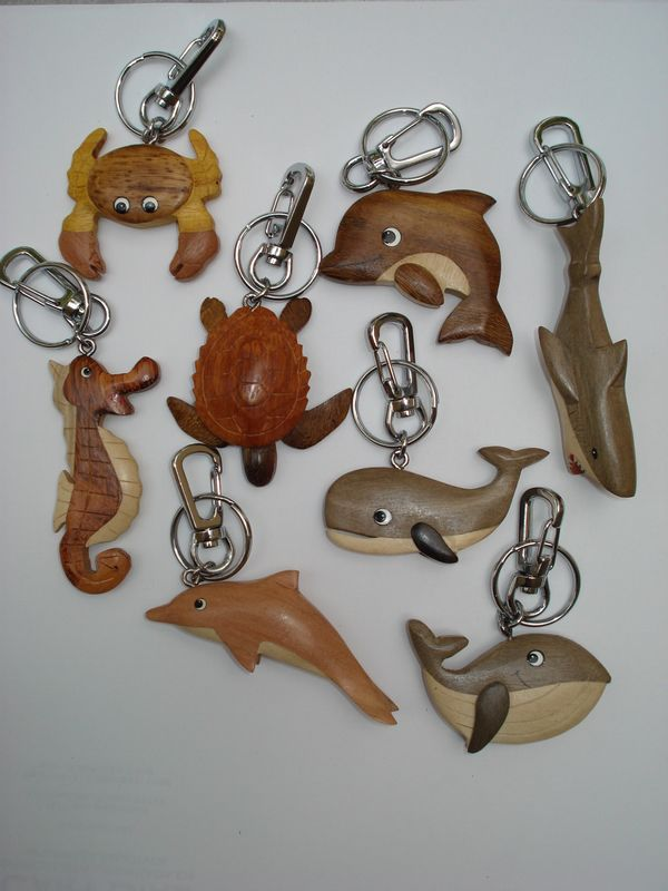 Sea Key Chains