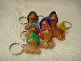 Key Chain Goodluck Gnomes