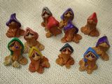 Mini Goodluck Gnomes